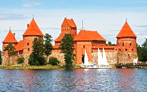Lithuanian castle