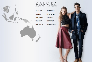 zalora asian eCommerce